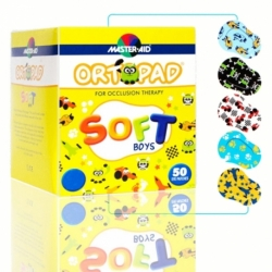 Ortopad Soft Boy Junior