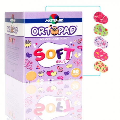 Ortopad Soft Girl Junior