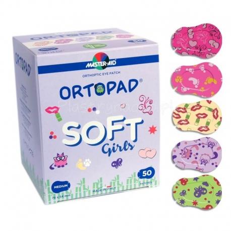 Ortopad Soft Girl Medium