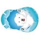 Ortopad Miś Polarny Medium