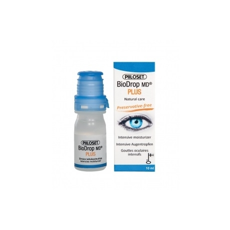 Piiloset BioDrop MD Plus 10ml
