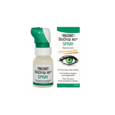 Piiloset BioDrop MD Spray 17ml