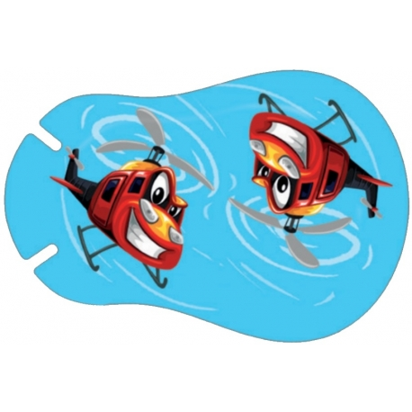 Ortopad Helikoptery Medium